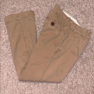 American Eagle 26x28 Khaki Pants